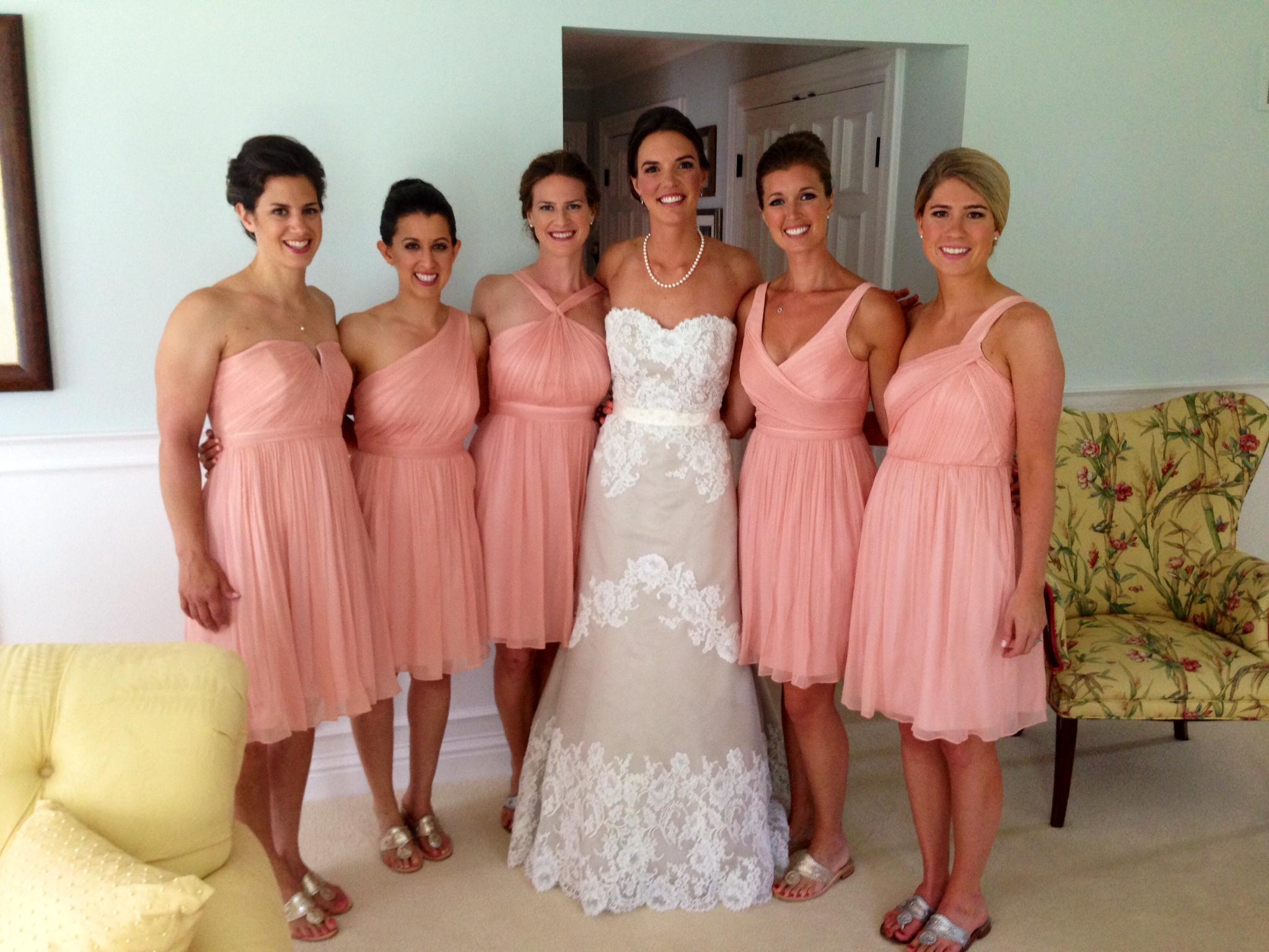 Photo Bridesmaid Prep Robes